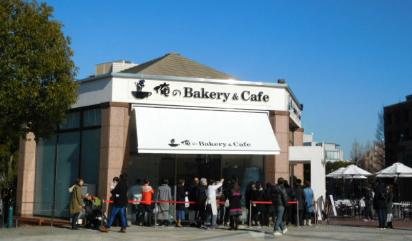 『俺のBakery&Cafe』 実食 INA