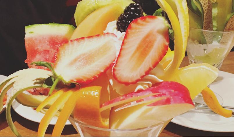 果物摂取!