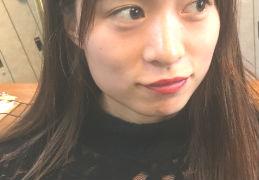 イメージチェンジ前髪編