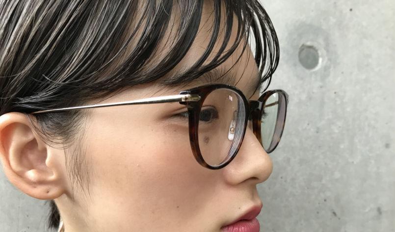 エナロイドの眼鏡
