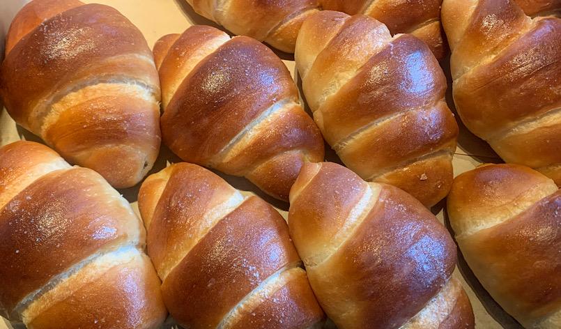 ハマる塩パン