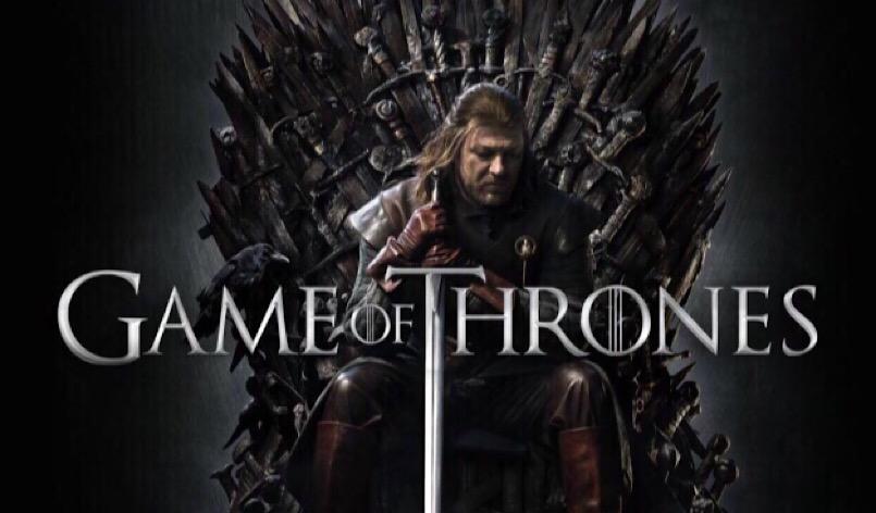 規格外…Game of Thrones