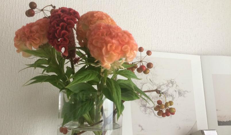 花のある生活