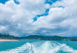 初めての久米島へ
