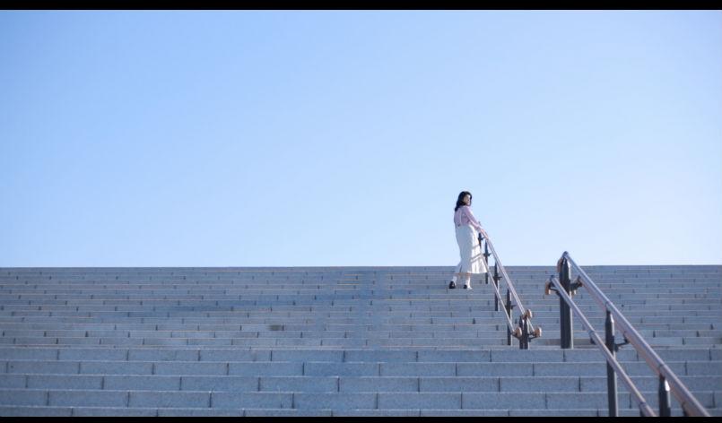 空と女の子2