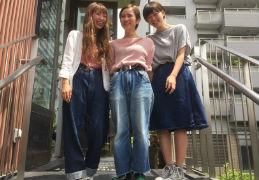 『スナップ常連3人の夏ファッション!』 by Door
